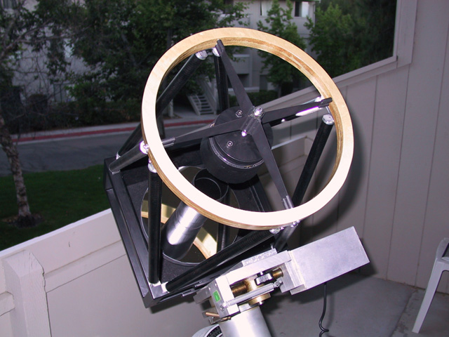 how to build a telescope mirror